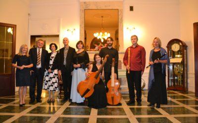 Galicia Summer Music Academy Koncert Inauguracyjny